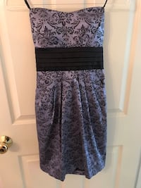 Lavender formal dress with pockets! Size 7 Raleigh, 27615