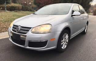 2007 Volkswagen Jetta Wolfsburg Edition Leather sunroof clean title