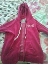 Jack wills pink hoodie Southport, PR8 6UD