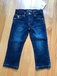GUESS Jean regular fit size 3 years old Vancouver, V5N 3W6