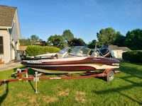 2002 TRACKER NITRO SPORT 175 FISH AND SKI Boat. Falling Waters, 25419