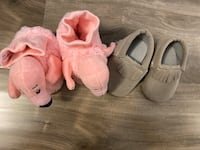 Baby slippers and moccasins  Portland, 97236