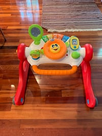 Chicco Baby Activity Walker gently used only a handful of times. Ashburn, 20147
