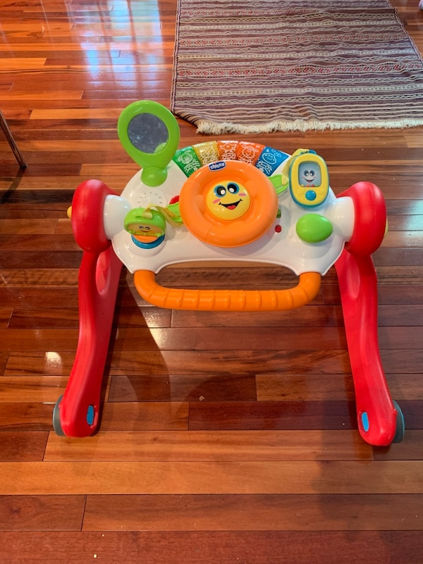 Chicco Baby Activity Walker gently used only a handful of times.