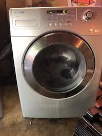 Samsung washer and dryer  Dallas, 75228