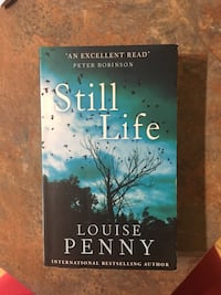 Still Life by Louise Penny Toronto, M1P 3A6