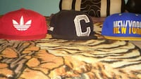 Hats $25 for all or best offer