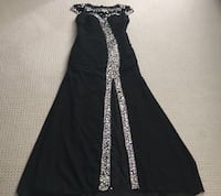 Long black dress Mississauga, L5N