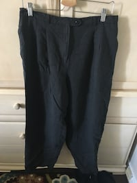 Women's grey pants size 16 Mississauga, L5A 2H5
