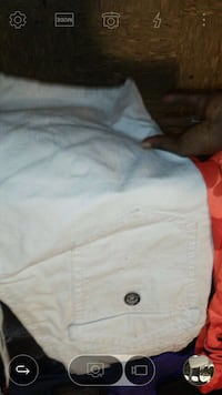 gray and white polo shirt Baltimore, 21223