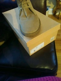J Crew suede lace up boot Baltimore