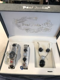 Watch, bracelet, necklace, earring set Hagerstown, 21742