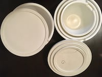 Variety of Tupperware Bowls with Lids Vancouver, V6G 2C9