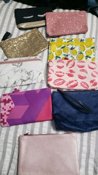 Ipsy new cosmetic bags