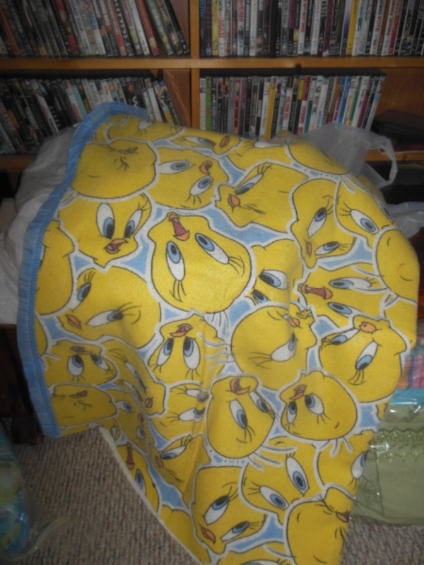 Tweety bedding in Luray not Russell 30f947b8-08ae-44d6-9626-edcb4605d80f
