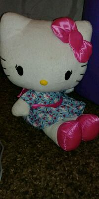 Bigger hellokitty plush