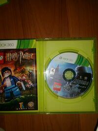 Harry Potter Lego xbox 360 game discs Squamish, V8B 0R6