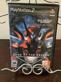 Zone of the Enders for PlayStation 2