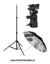 Speedlite Flash Accessory Kit / BRAND NEW / PhotoVideoSpot . ca Toronto