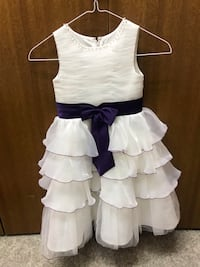 Flower girl Dress - $30