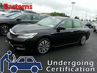 2017 Honda Accord Hybrid Touring Sterling, 20166