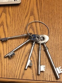 STAINLESS ATEEL SKELETON KEYS  Kitchener, N2A 2W1