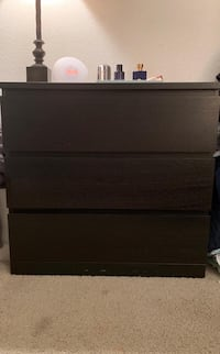 IKEA Malm 3-Drawer Chest Washington, 20036