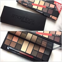 Smashbox matte exposure eyeshadow palette - brand new in box Brampton, L6Y 3B8