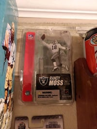 Randy Moss Oakland Raiders Collectible Charleston, 29414