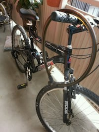 Mens bike. Ex cond. .with heavy duty lock.dual ses Toronto, M6K 1G3