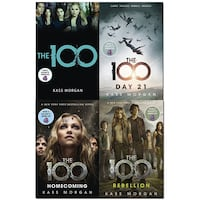 The 100 book set