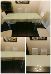 Beautiful glass kitchen/dining table  Kitchener, N2R