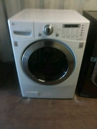 #4001 LG washer dryer combo all in one 426 mi
