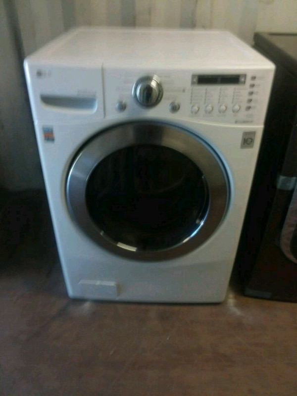 #4001 LG washer dryer combo all in one
