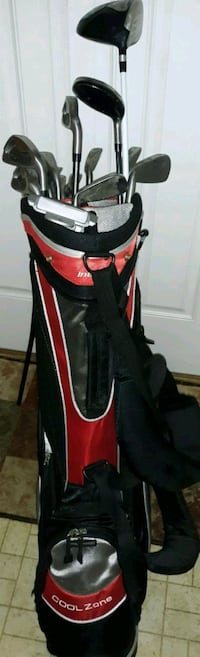 Intech cool zone golf bag with clubs  Manchester, 37355