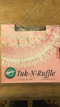 Wilton Tuk N Ruffle for Cakes Cape Coral, 33914