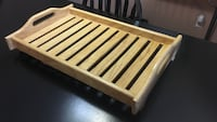 Lap food tray London, N5Z 4X7
