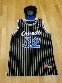 Orlando Magic Shaquille O'Neal Jersey and Snapback Toronto, M5A 2E2