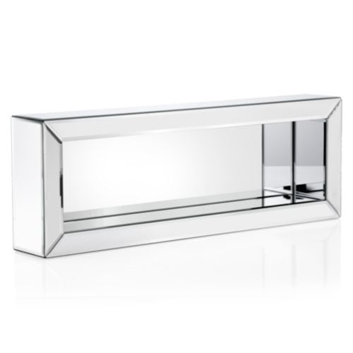 Zgallerie Mirrored Strand Wall Shelf! SOLD OUT! MUST GO!