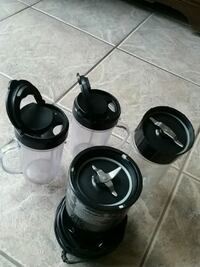 magic bullet great condition  London, N6E 2M5