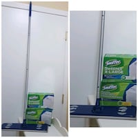 Swiffer Max mop set. Burnaby, V5H 1H7