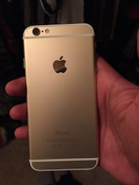 Gold iPhone 6s UNLOCKED  52 km