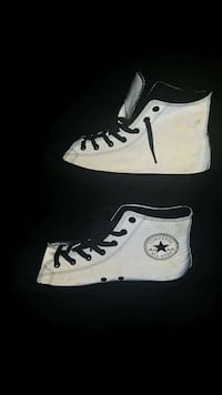 """Reflective Converse"""" worn once sz.6 District Heights, 20747"""