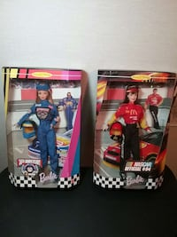1998 & 1999 NASCAR Barbies. Falling Waters, 25419