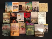 Lot of fiction adult books  Steilacoom, 98388