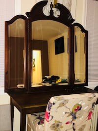 Brown vanity Hyattsville, 20781