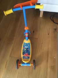 Scooter for 2-3 years kid