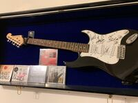 Three Days Grace Signed Guitar with CoA Baltimore, 21222