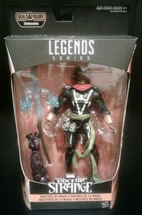 Marvel Legends Brother Voodoo Action Figure Port Coquitlam, V3B 7G7