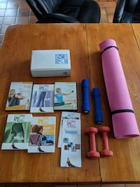 Kit DVD de Pilates Montreal, H4E
